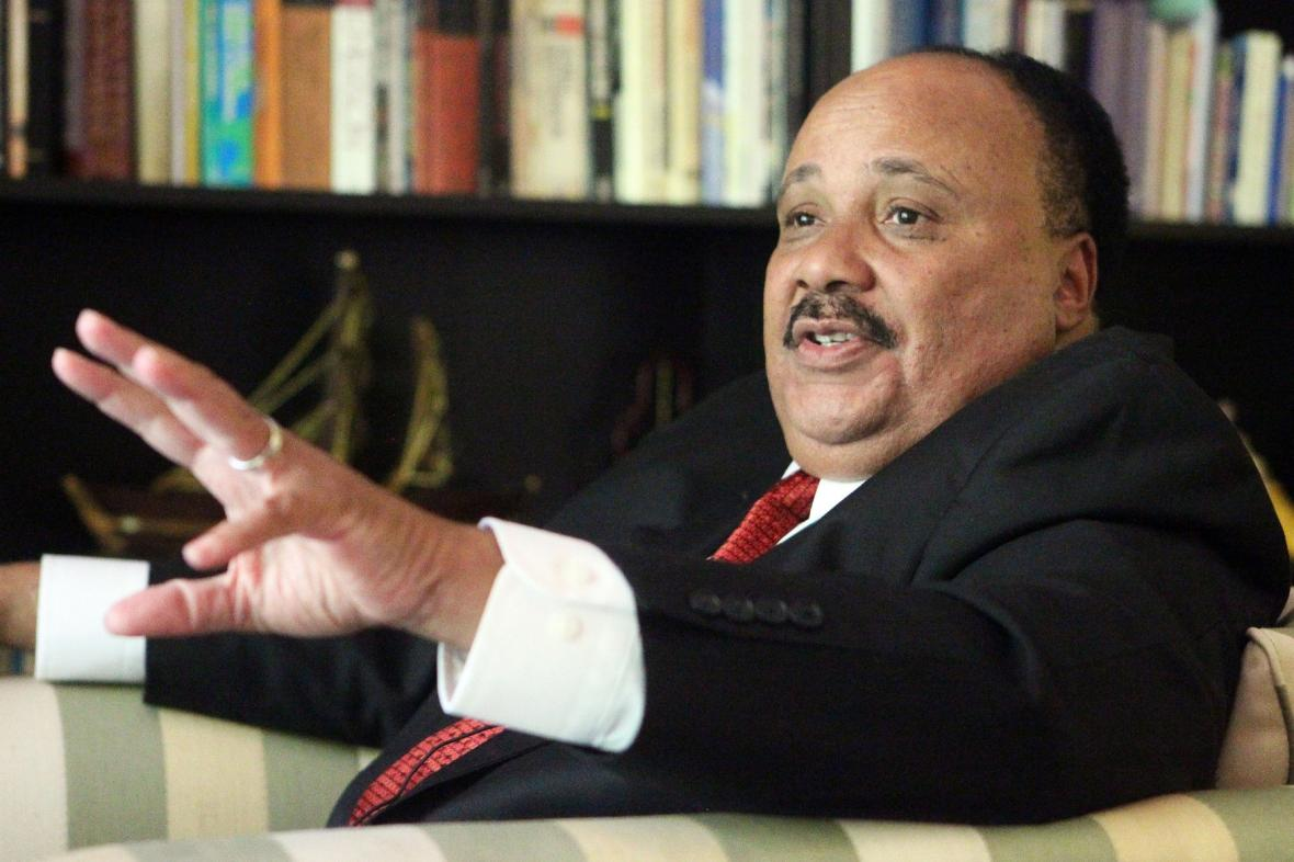 Martin Luther King III.