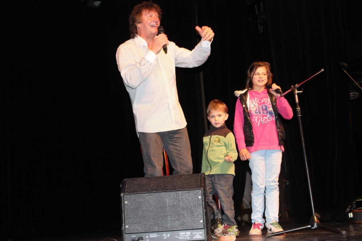 Narozeninový koncert Rádia Kulíšek