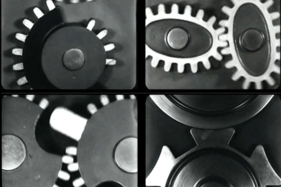 Ralph Steiner / Mechanické principy
