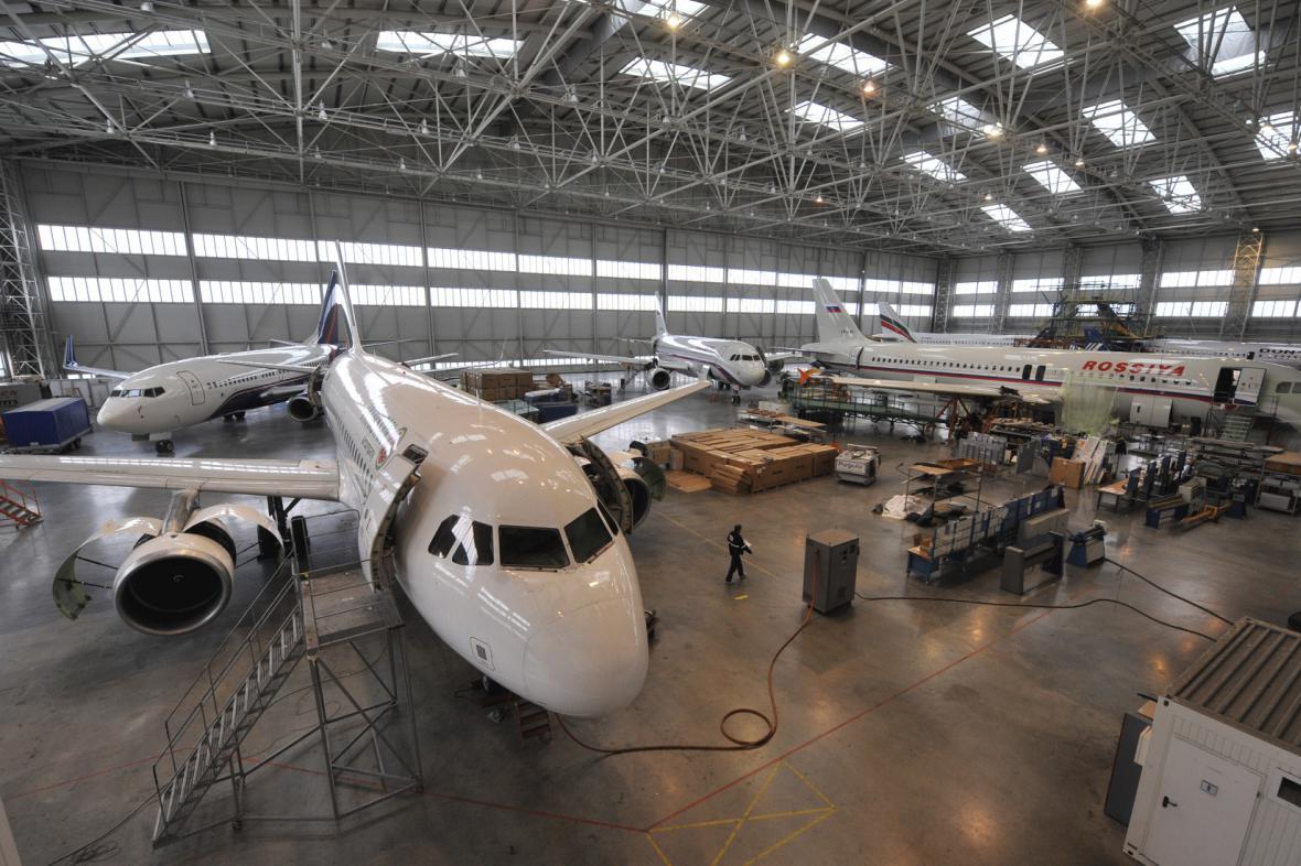 Oprava letadel Job Air Technic
