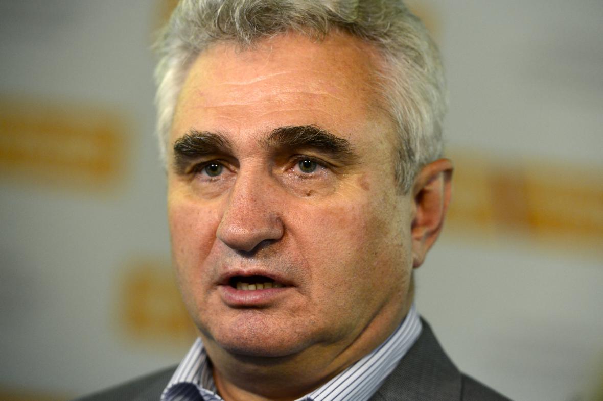Předseda Senátu Milan Štěch obhájil senátorský mandát