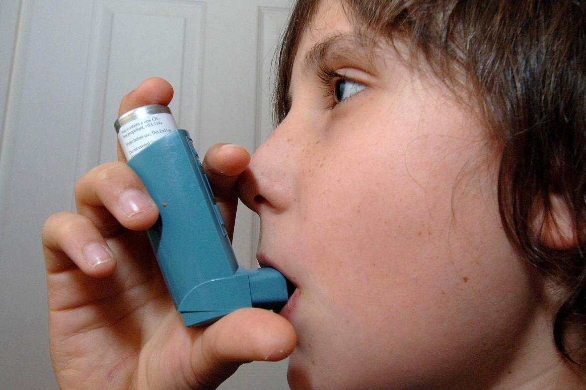 Respirační inhalátor