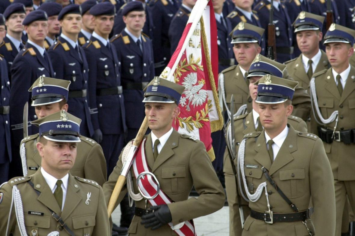 Defilé polské armády