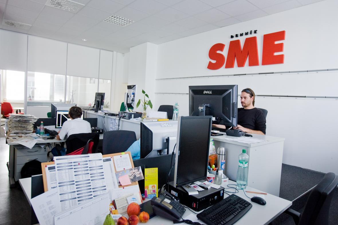 Redakce listu SME