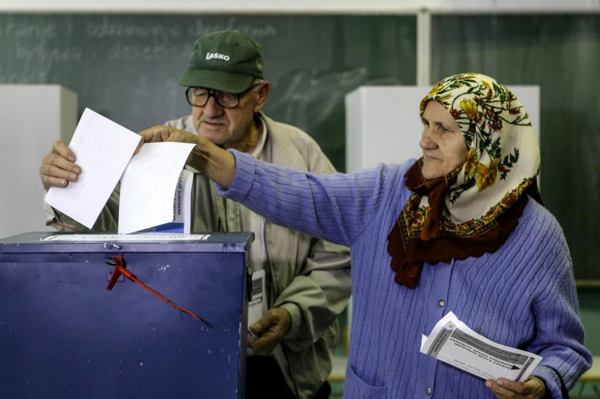Volby v Bosně
