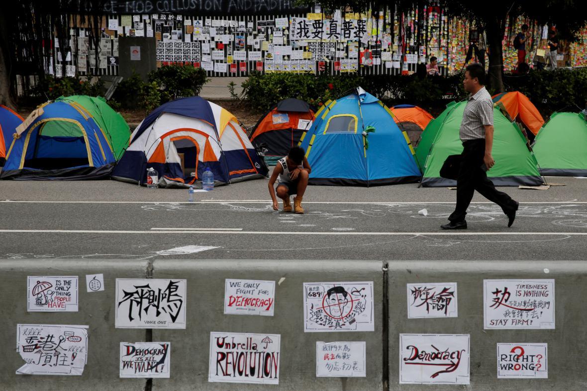 V Hongkongu se schyluje k nové vlně protestů