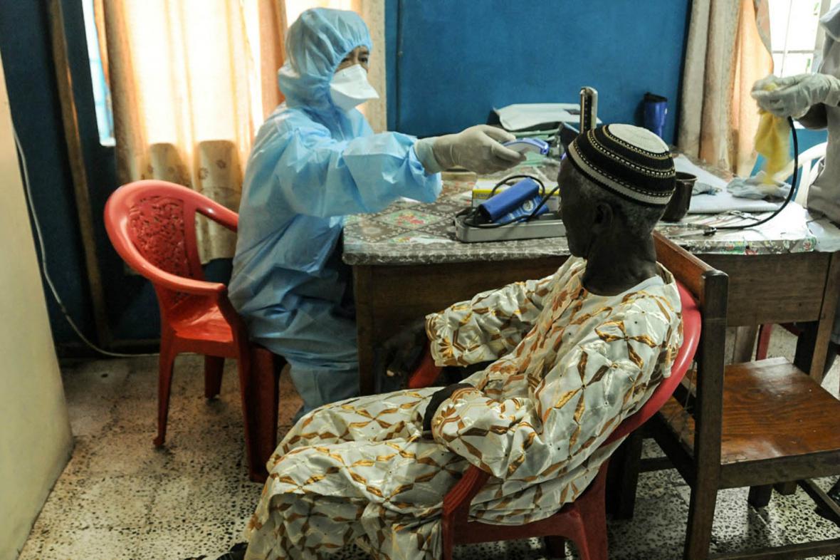 Epidemie eboly v Sierra Leone