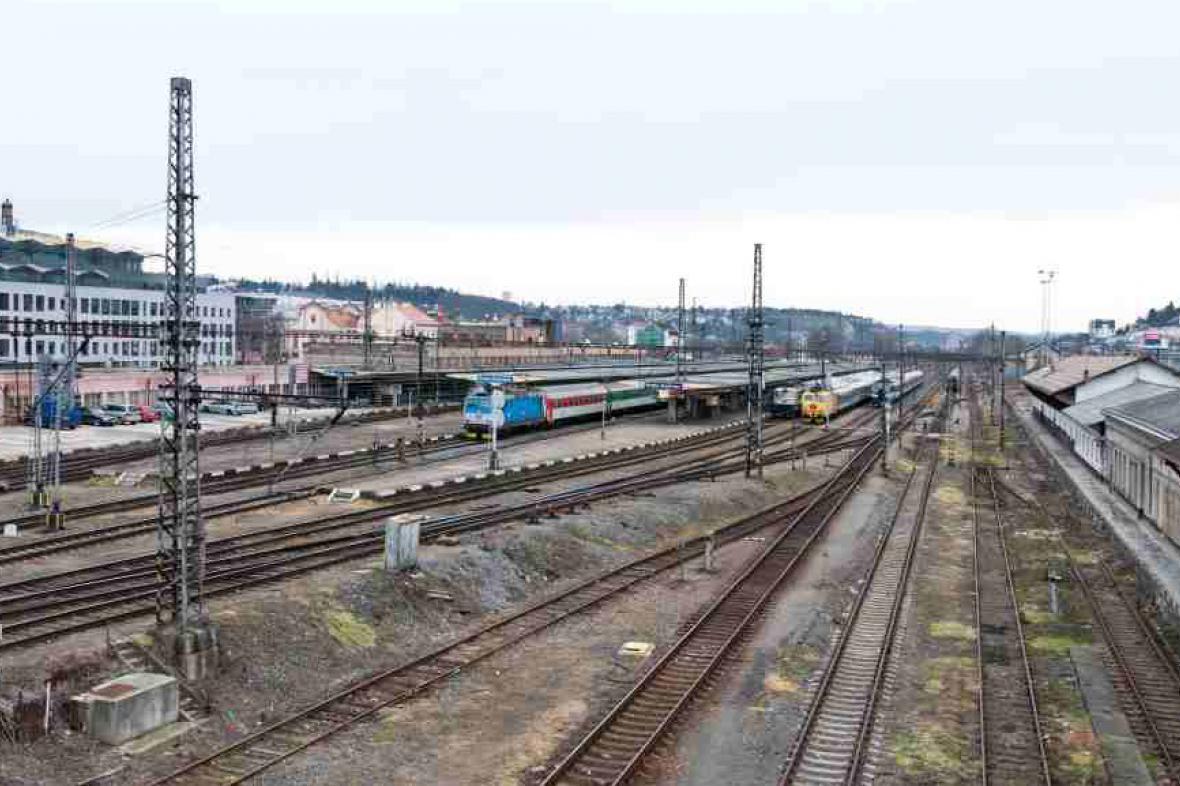 Nádraží Praha-Smíchov