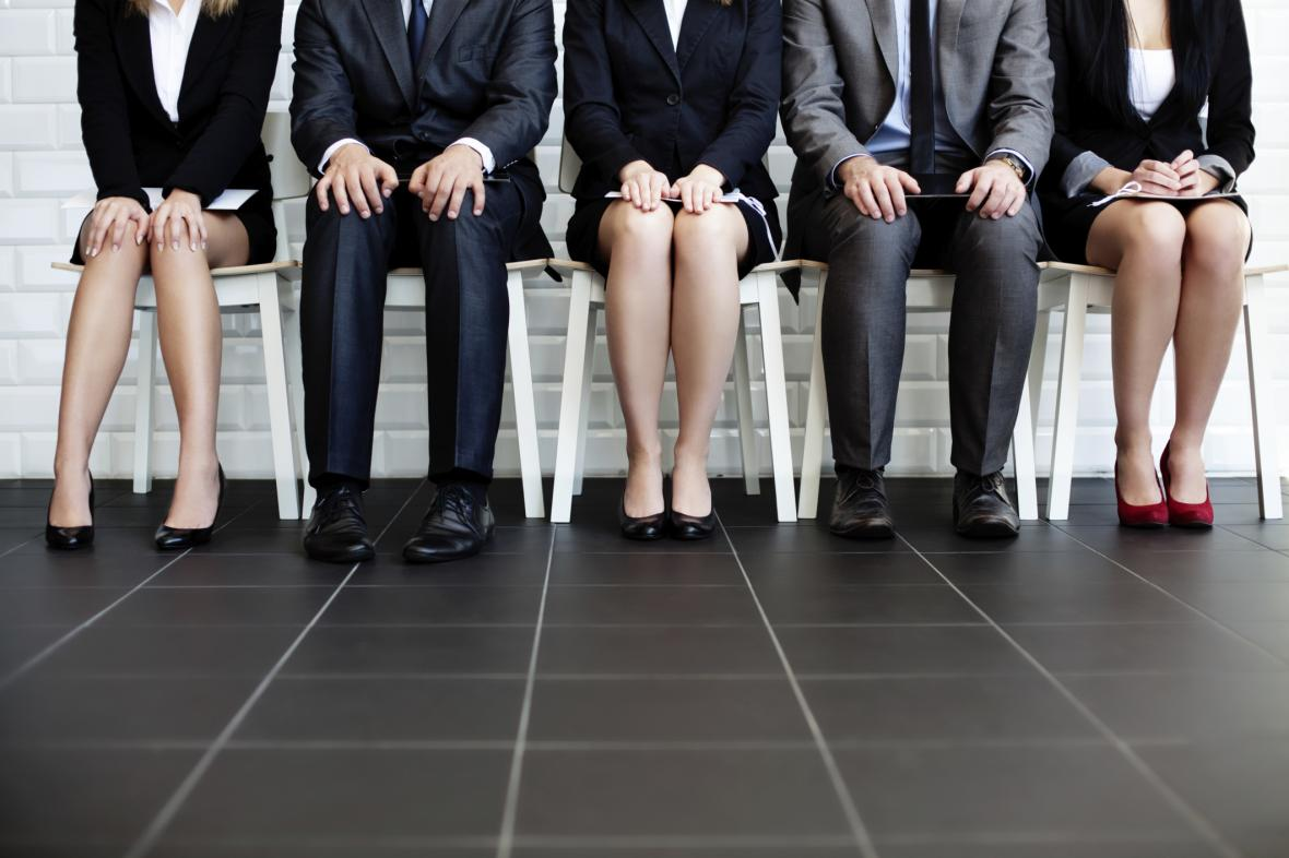 Hledání zaměstnání