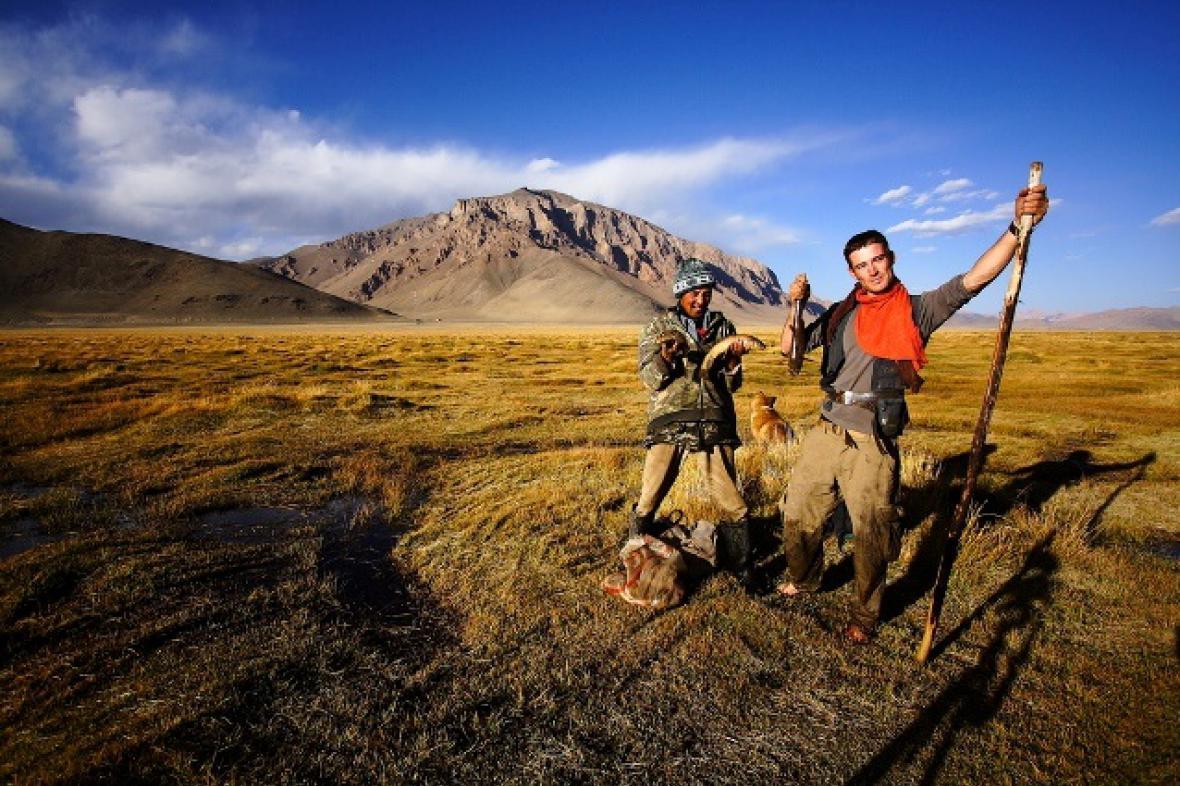 Festival outdoorových filmů / A Portrait of Orozbek