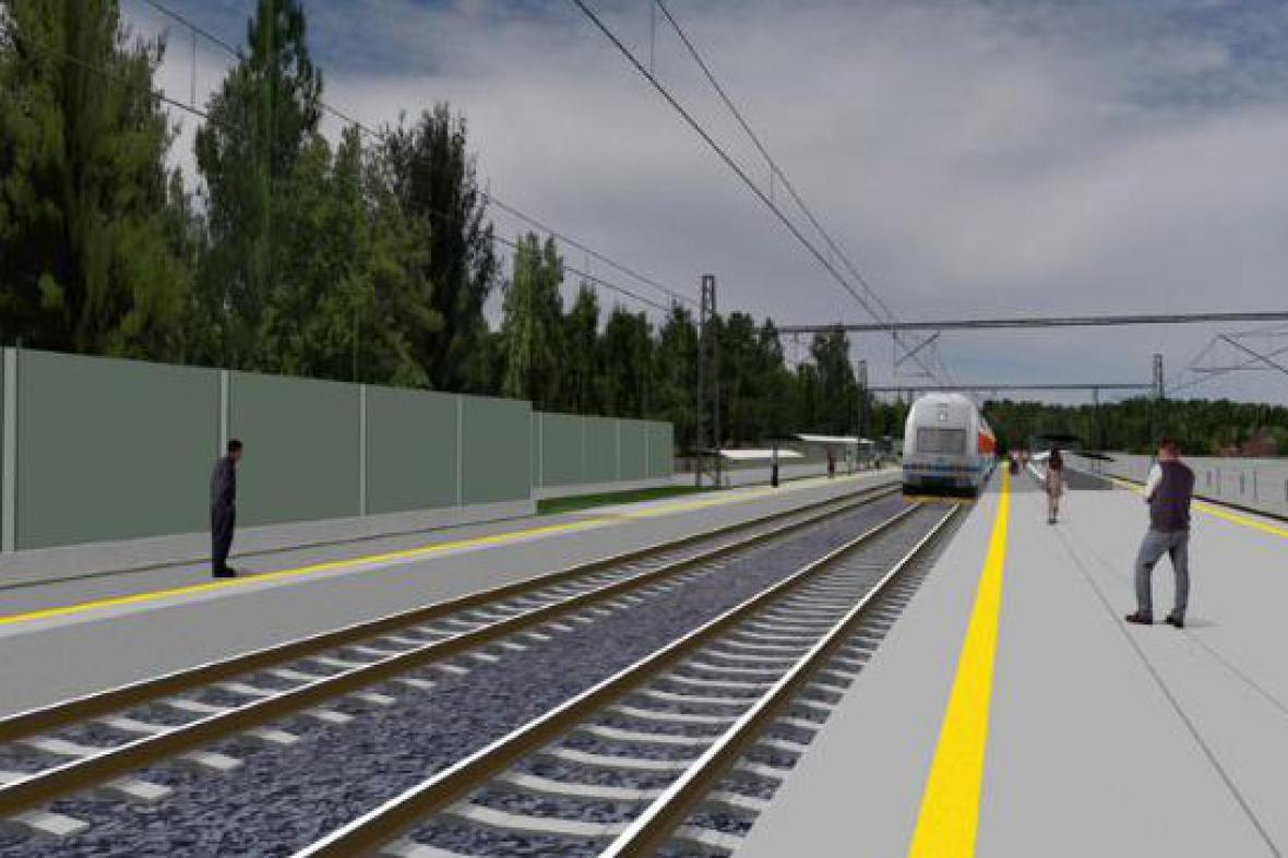 Budoucí stanice Ejpovice