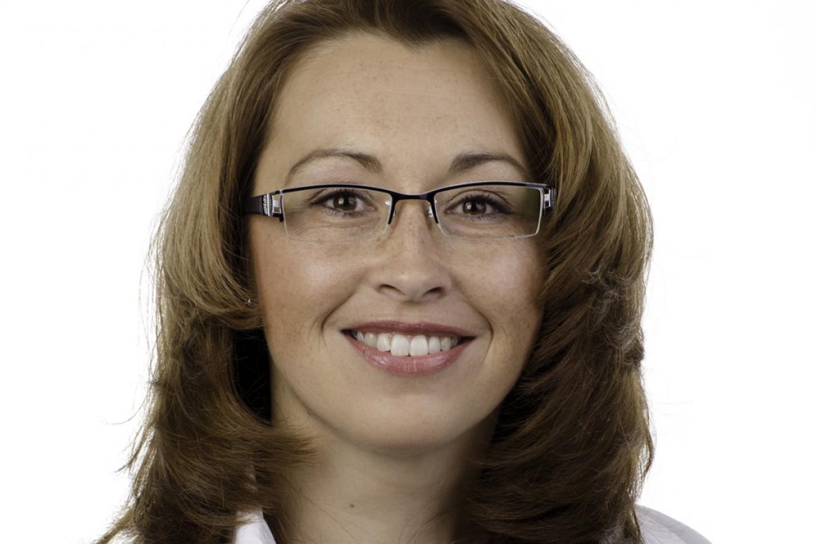 Ivana Cabrnochová (SZ)