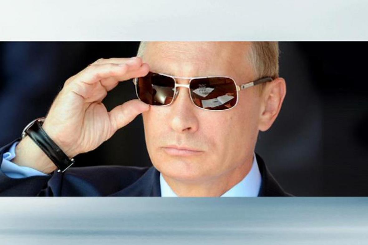 Vladimír Putin, ruská ikona 21. století