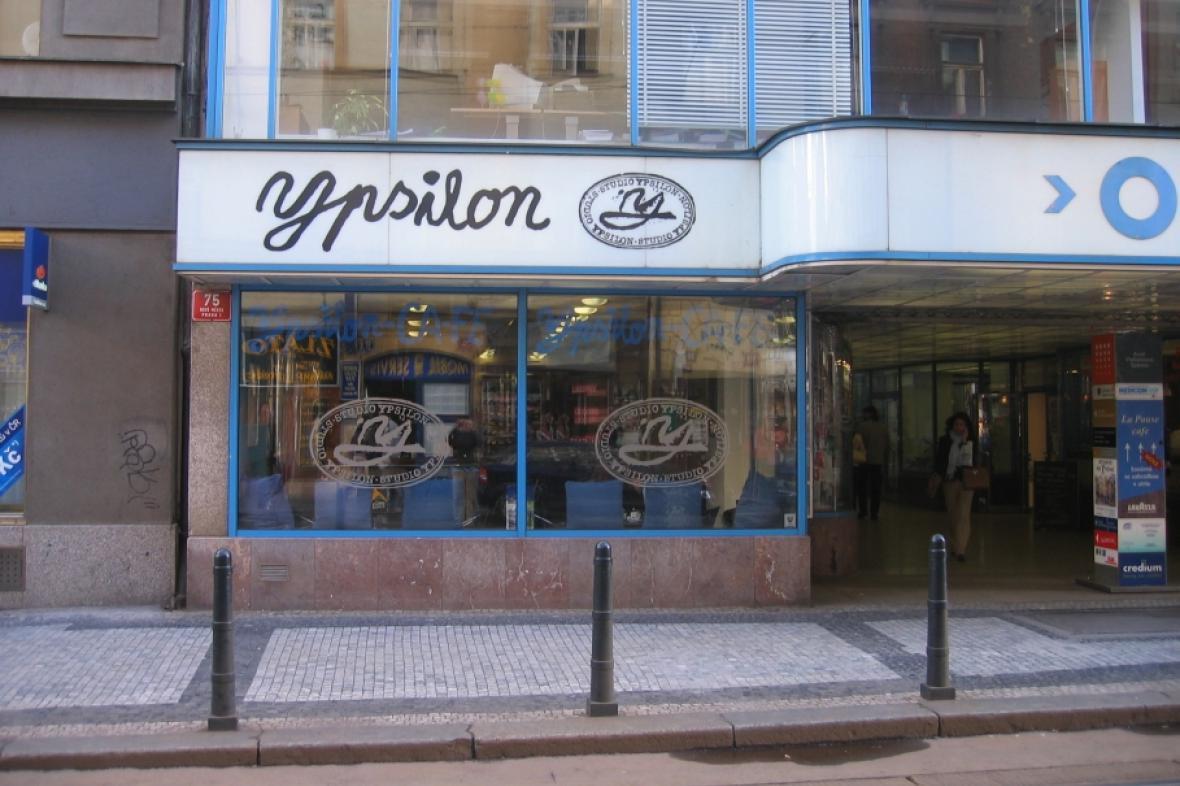 Studio Ypsilon v pražské Spálené ulici