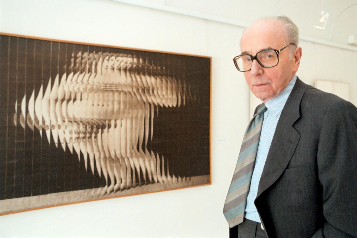Jiří Kolář, 1995