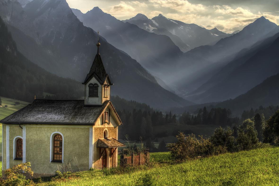 Okolí Innsbrucku