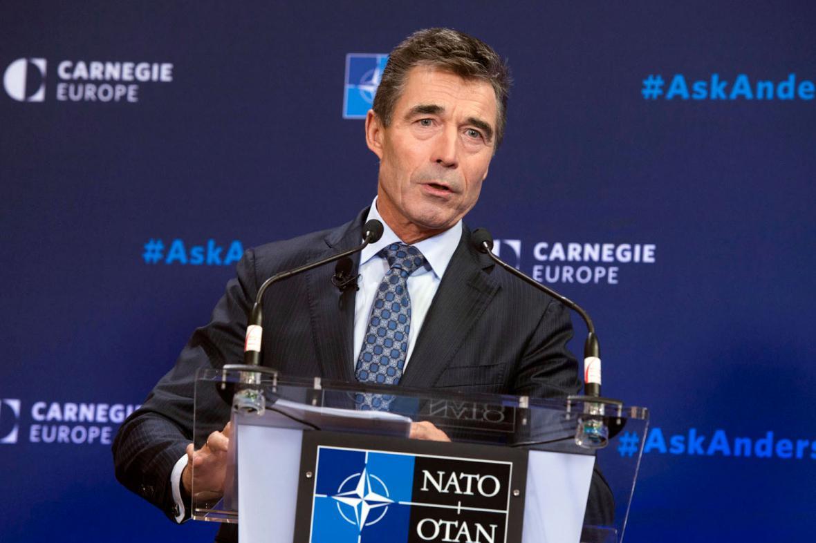 Rasmussenův projev v Carnegie Europe