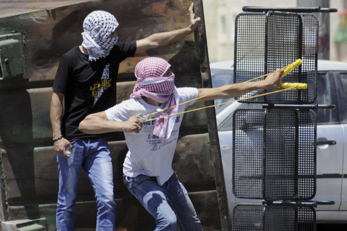 Roztržky mezi Palestinci a Izraelci
