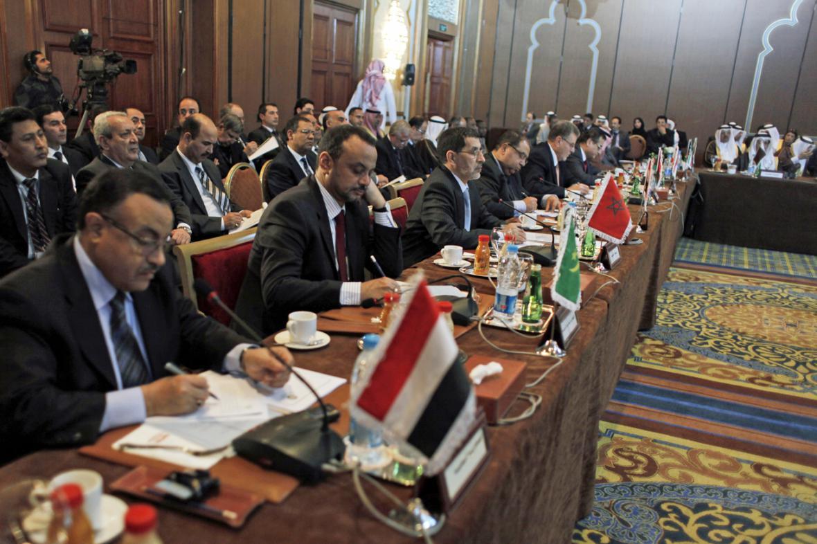 Liga arabských států