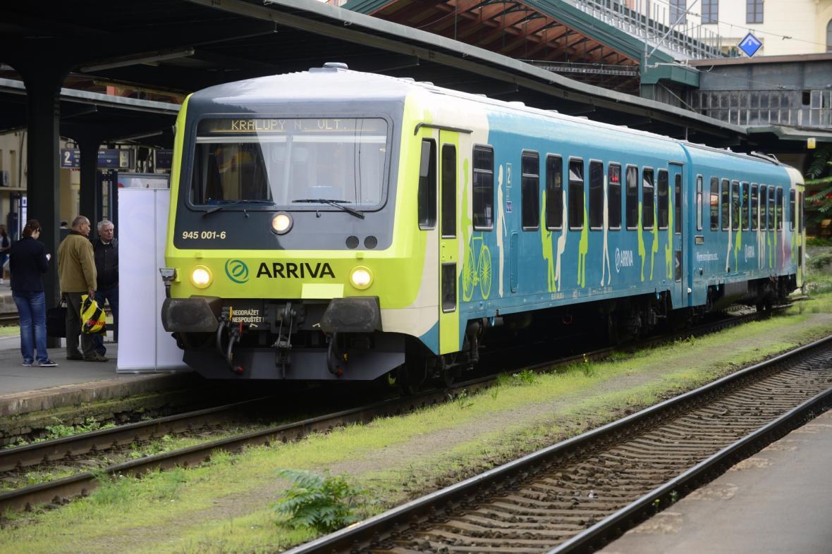 Vlak Arriva