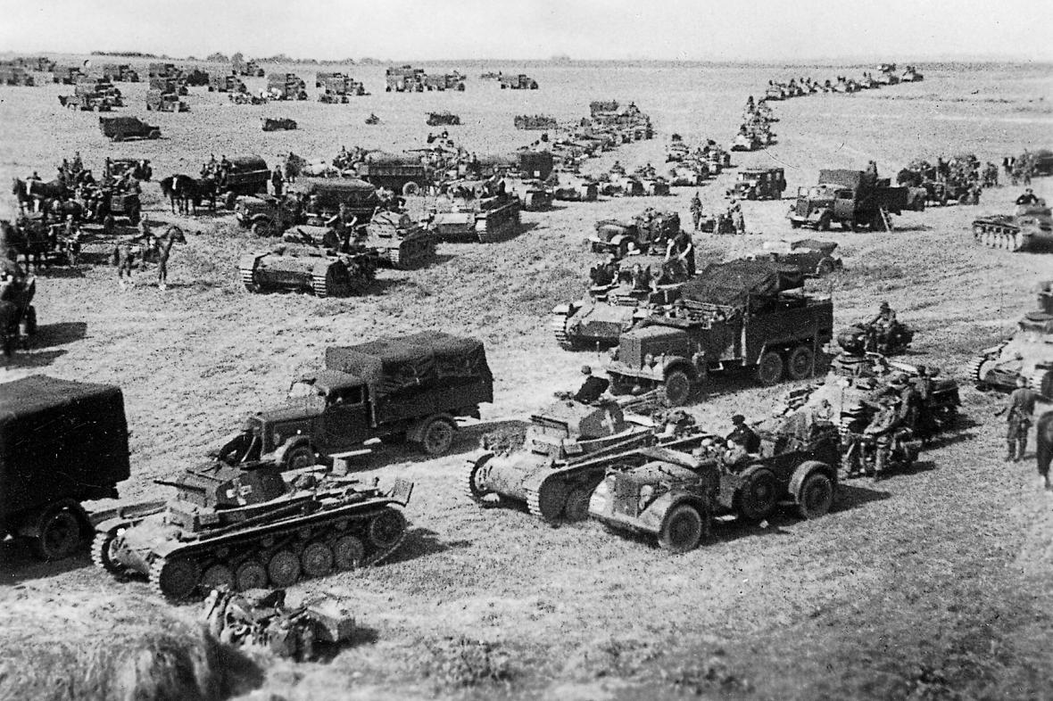 Německá invaze do Polska v roce 1939