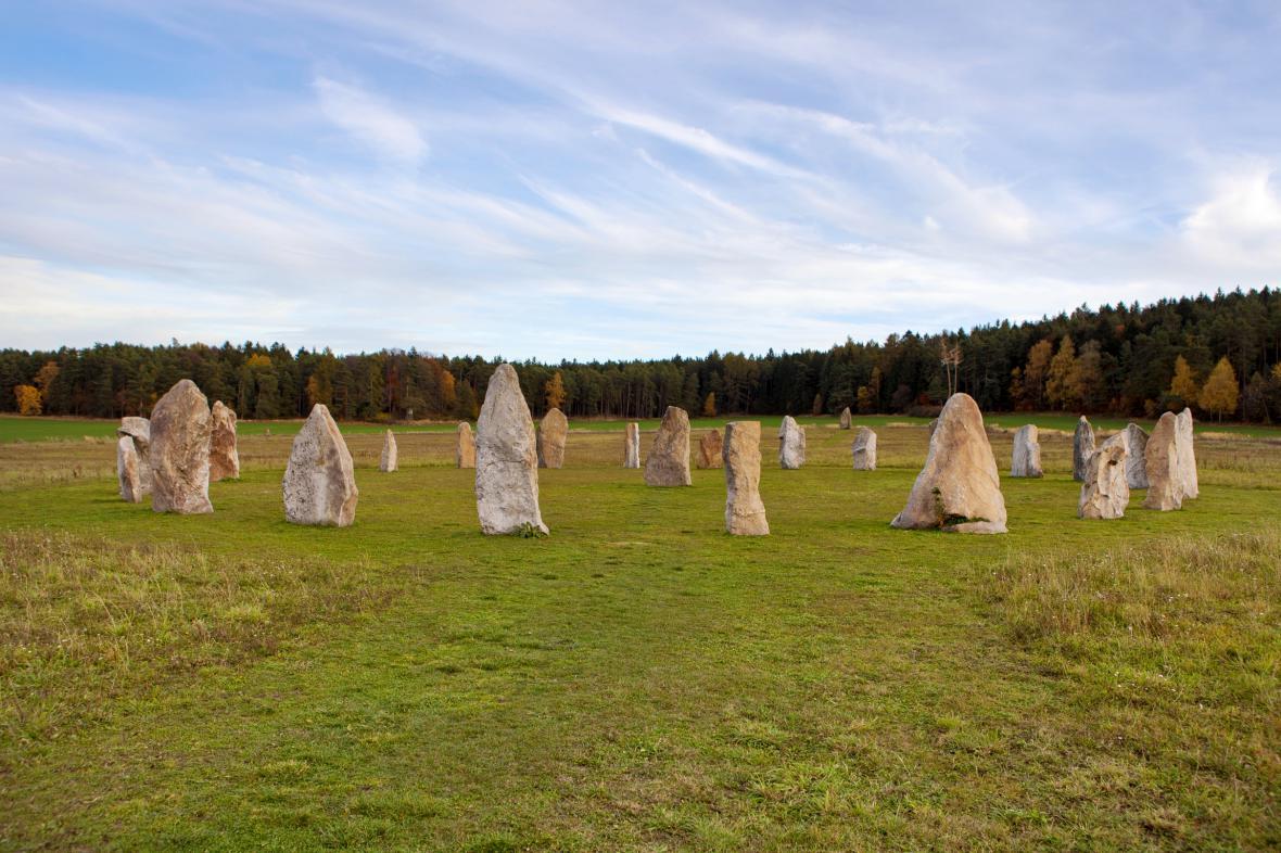 Holašovický Stonehenge