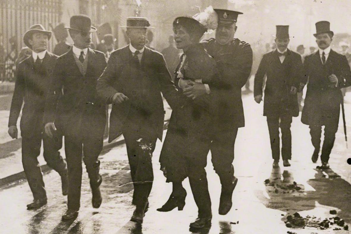 Emmeline Pankhurstová