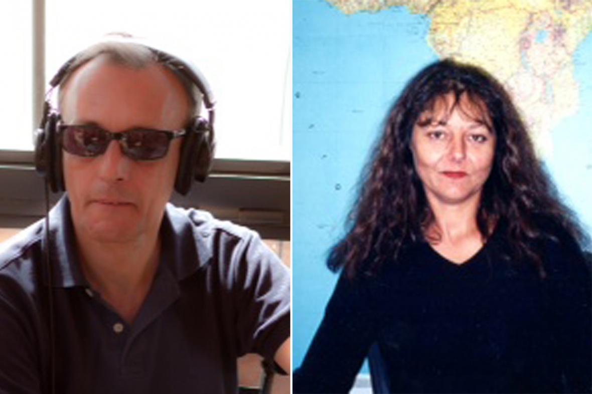 Claude Verlon a Ghislaine Dupontová