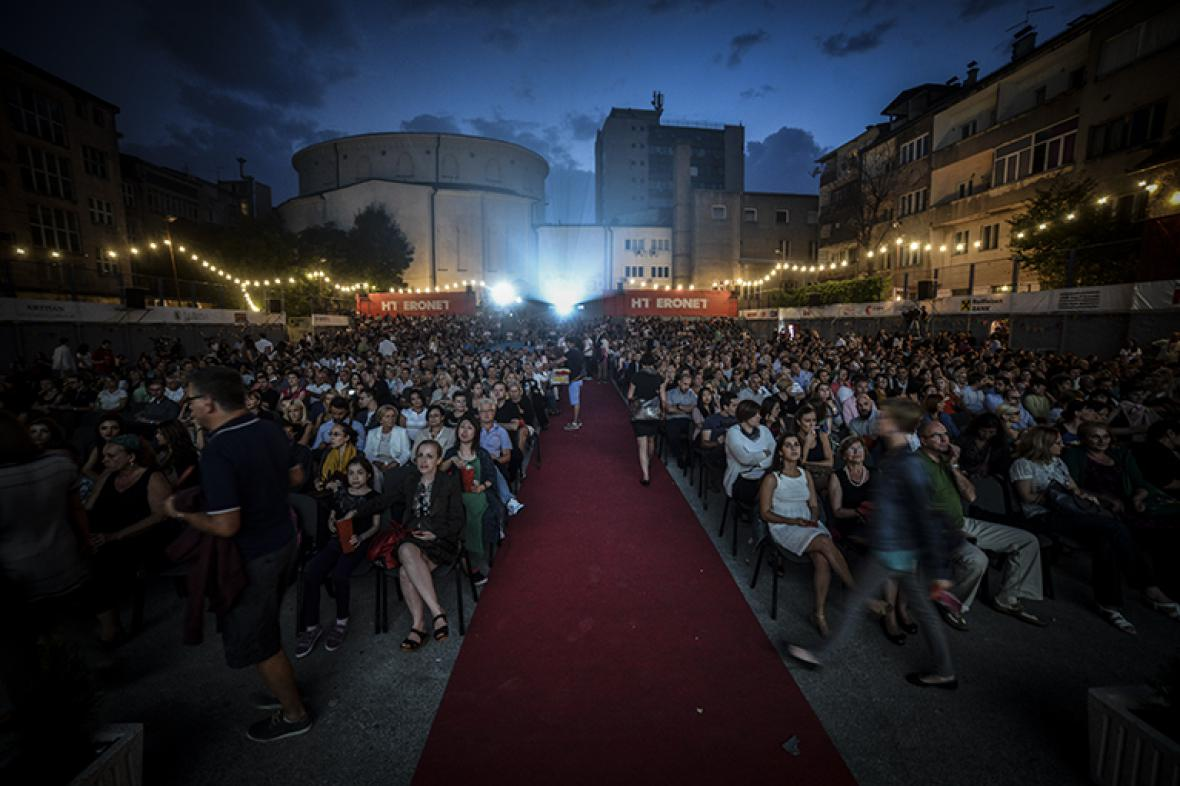 Filmový festival Sarajevo 2014