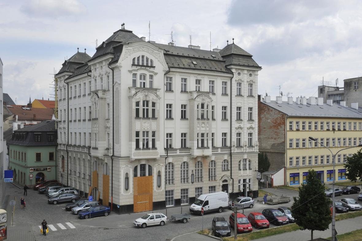 Polygrafické učiliště v Olomouci