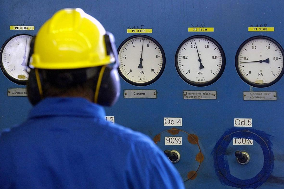 Transport ruského plynu do Evropy