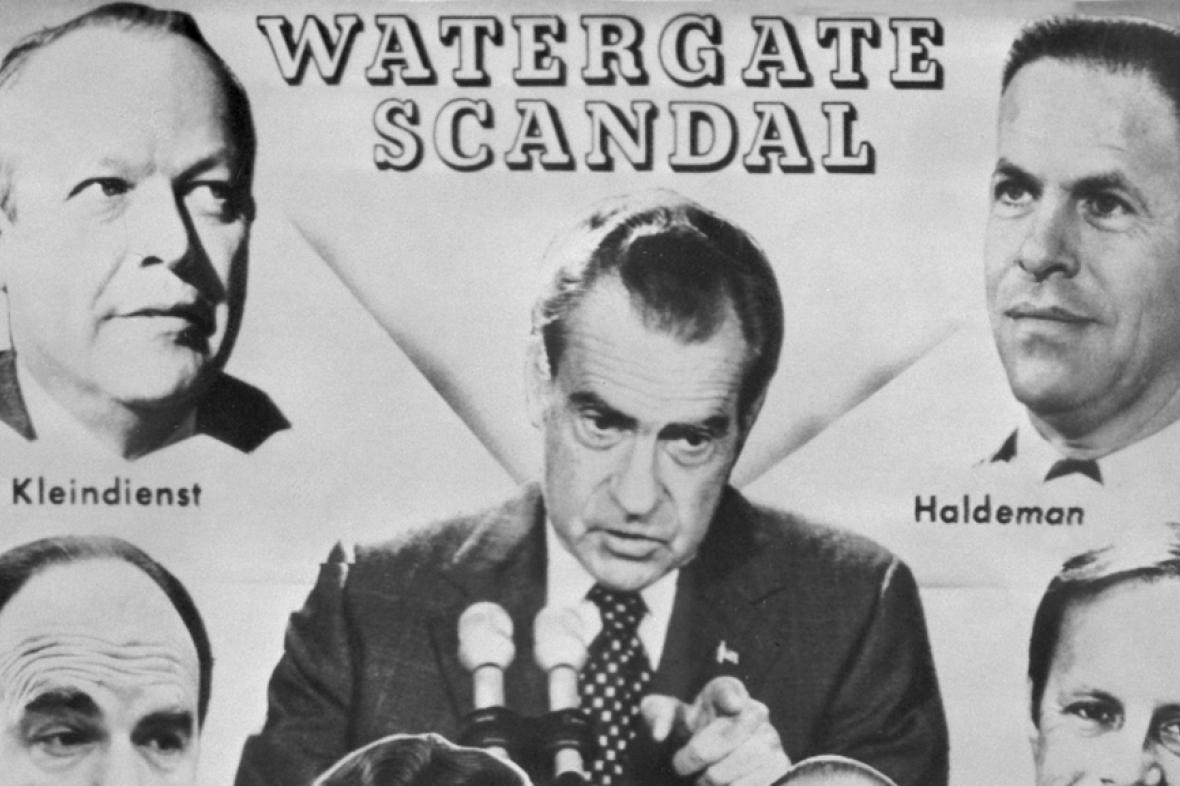 Aféra Watergate