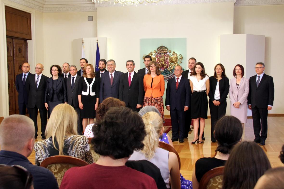 Vláda premiéra Bliznaškiho