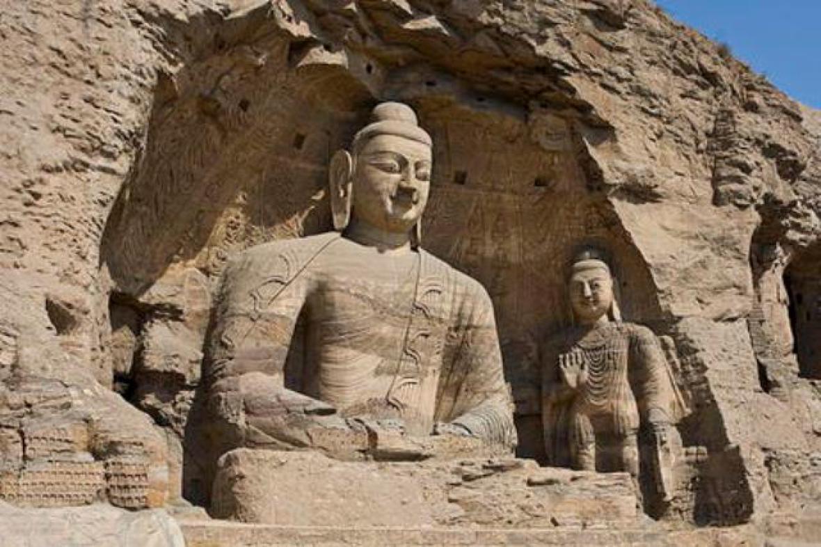 Jeskyně Jün-kang