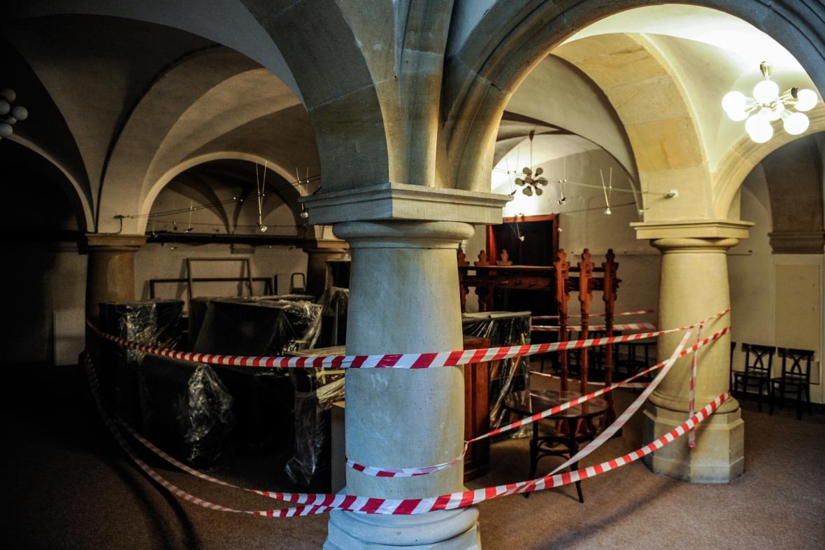 Rekonstrukce Severočeského muzea