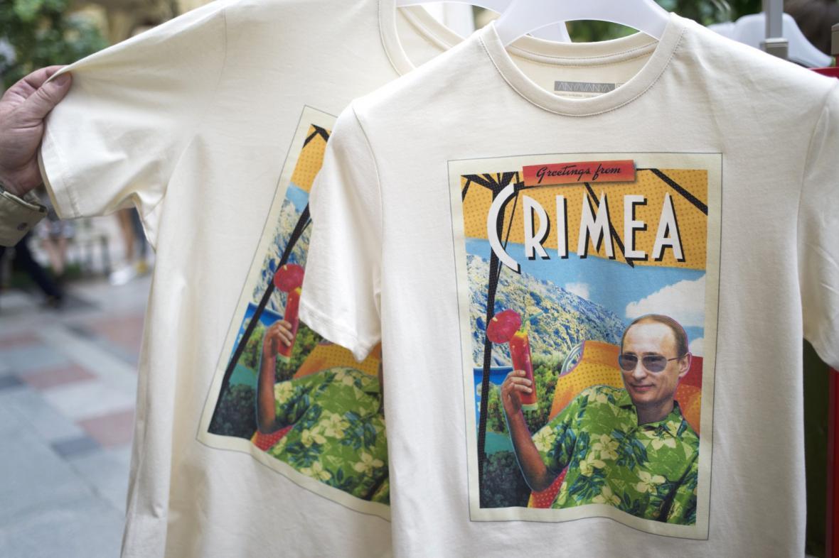 Obdivná trička
