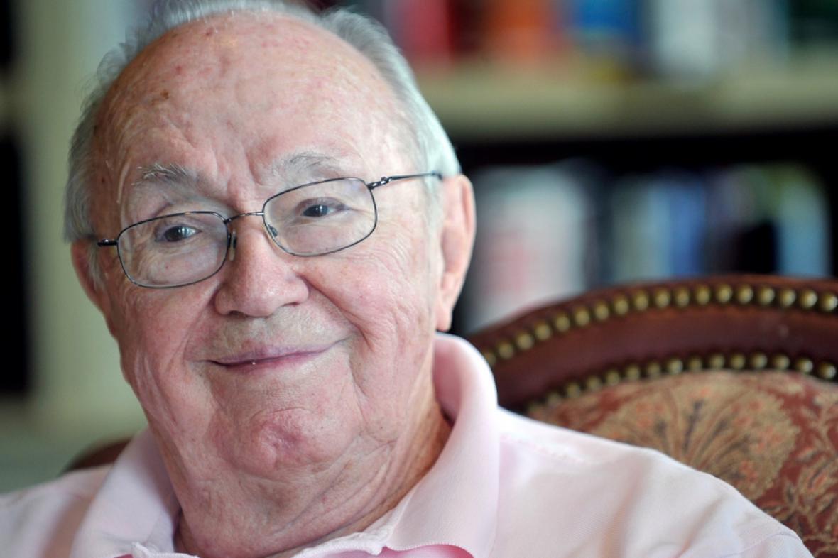 Theodore van Kirk (rok 2010)