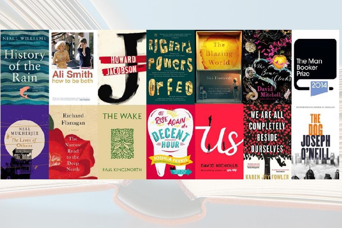 Širší výběr Man Bookerovy ceny 2014