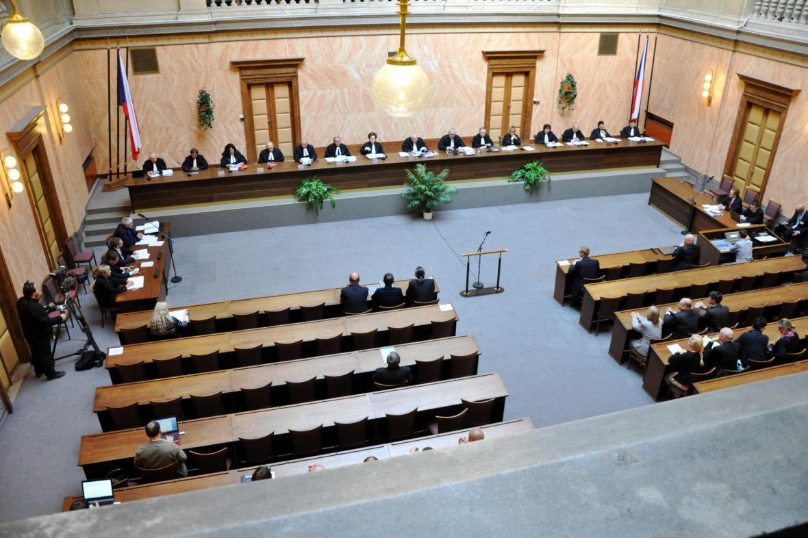 Plénum Ústavního soudu