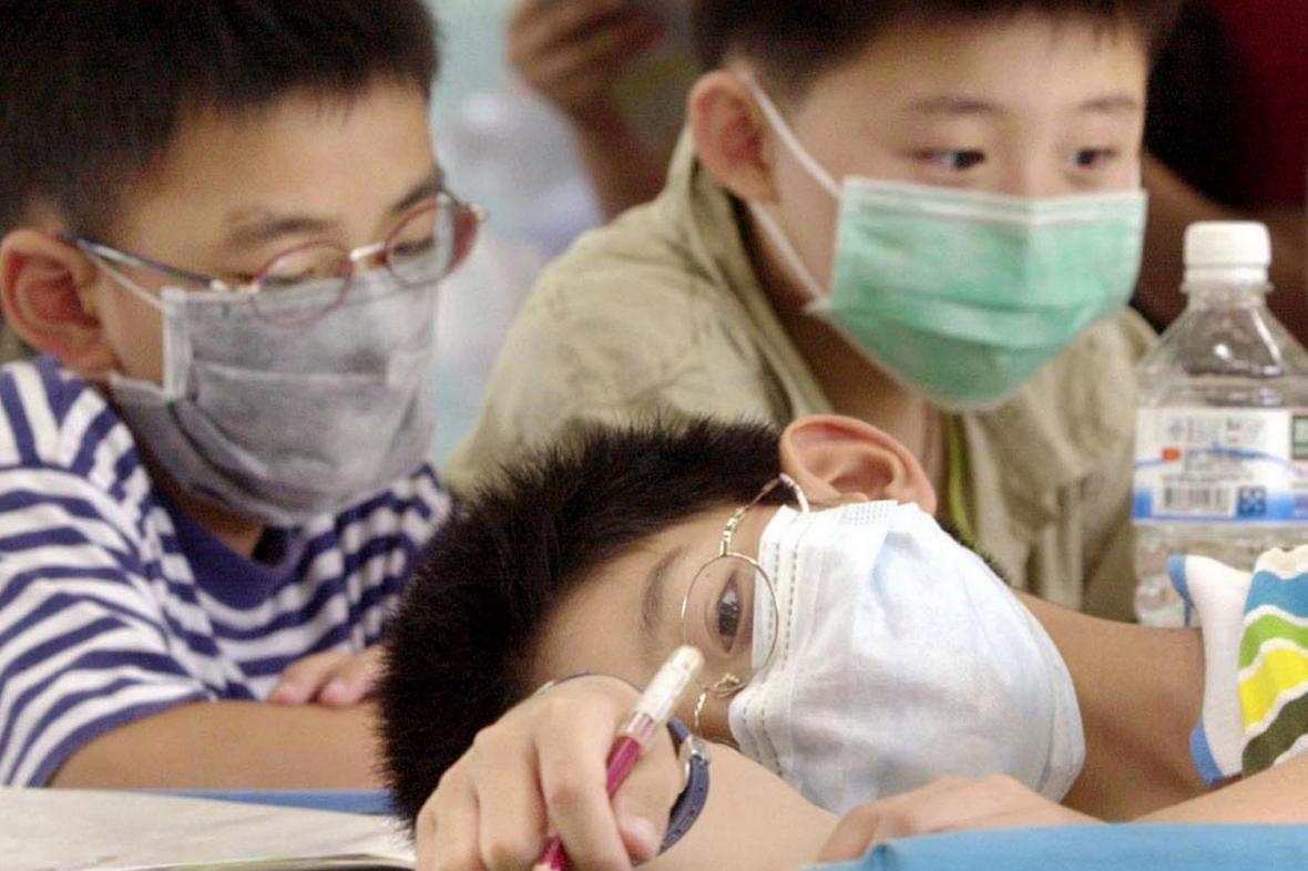 Onemocnění SARS
