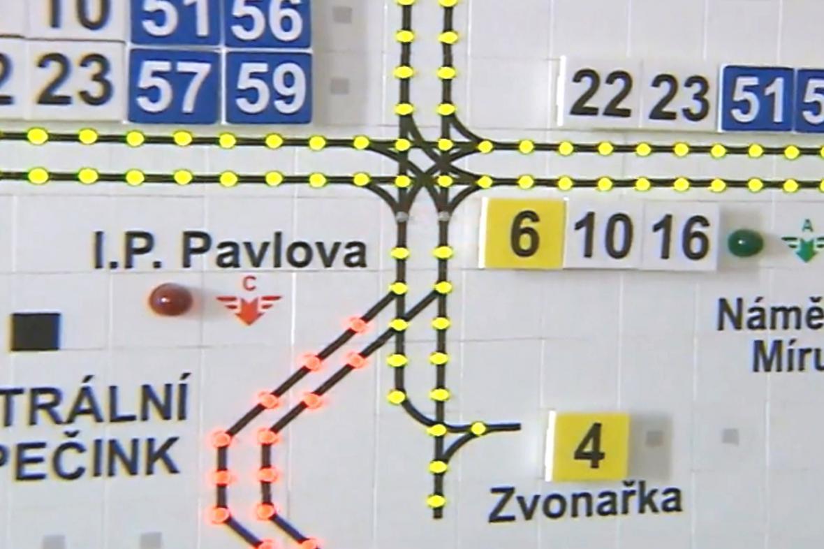 Veřejná doprava v Praze
