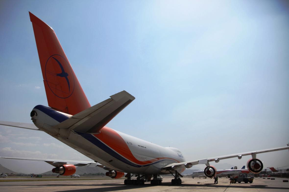 Mezinárodní letiště v Kábulu