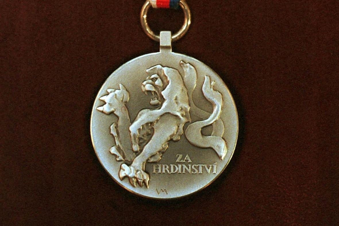 Medaile Za hrdinství