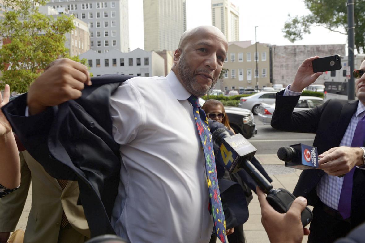 Ray Nagin, bývalý starosta New Orleansu