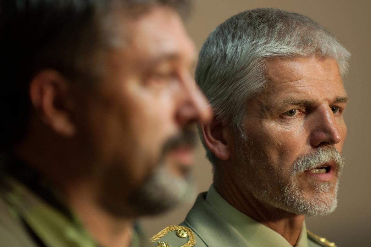 Petr Pavel a Aleš Opata k úmrtí čtyř českých vojáků v Afghánistánu