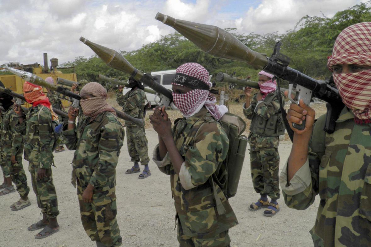 Somálské milice Šabáb