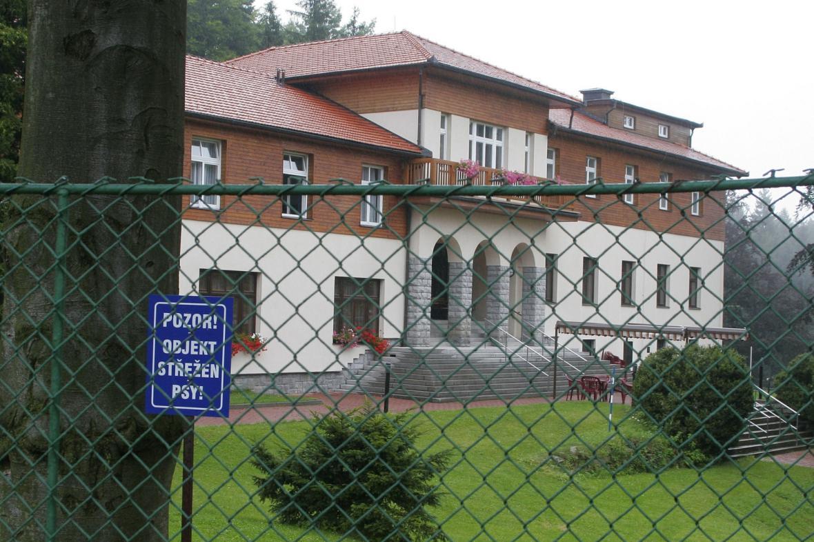 Poslanecký hotel v Lipnici