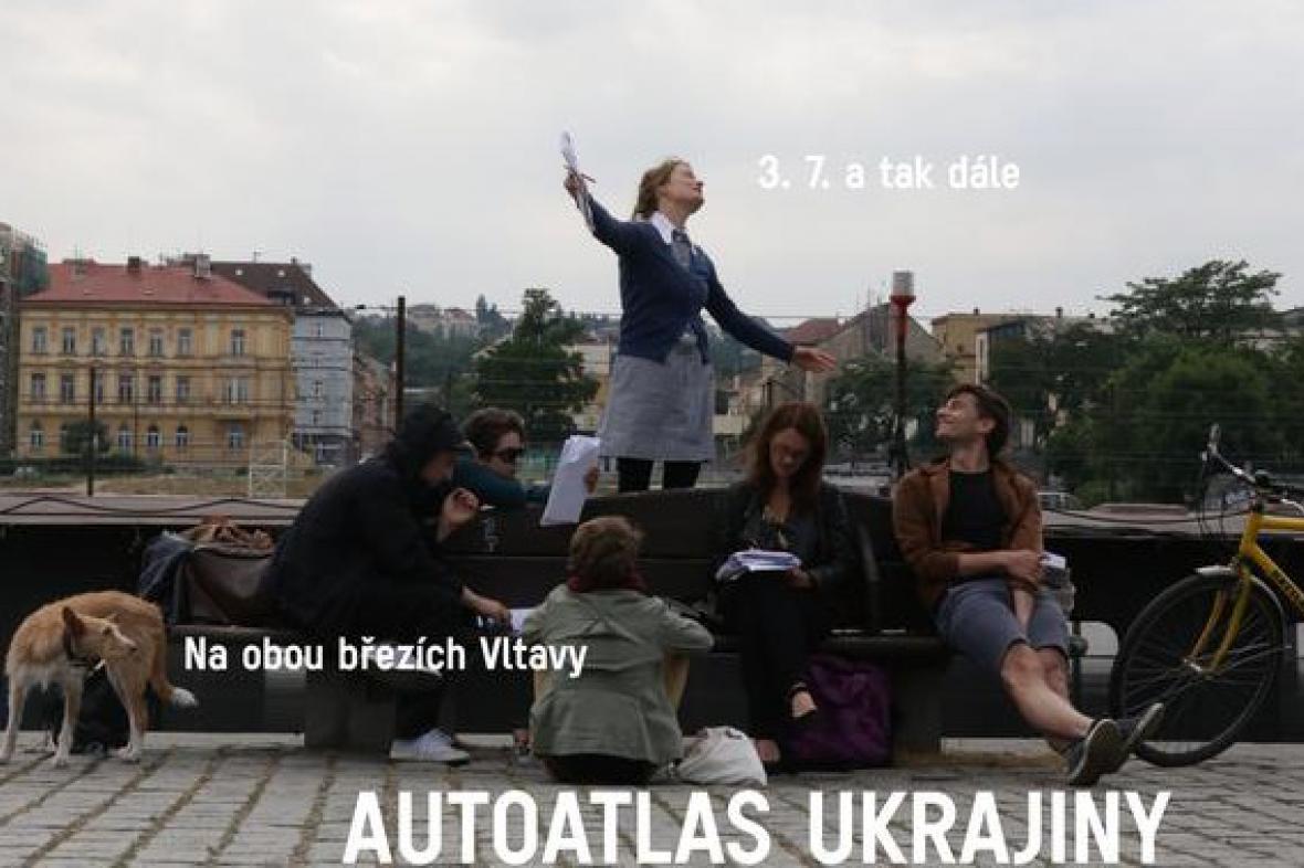 Inscenace Autoatlas Ukrajiny