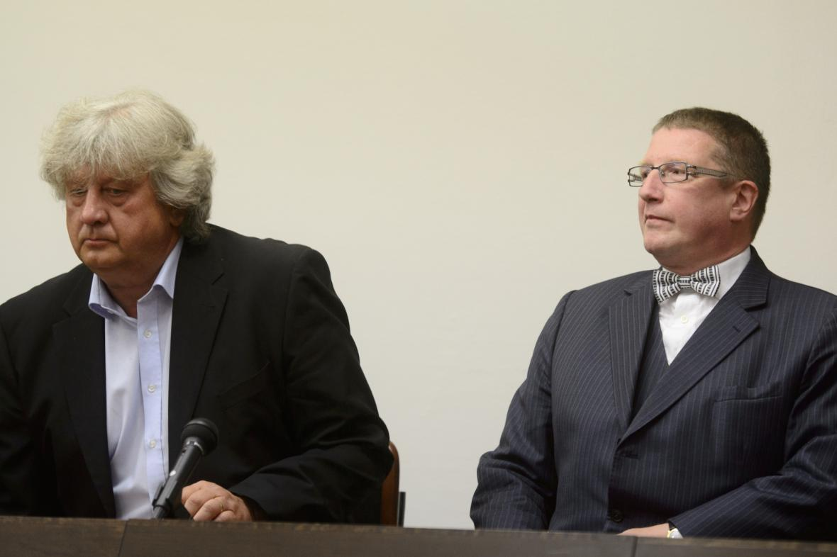 Pavel Krenk a Jiří Kittner