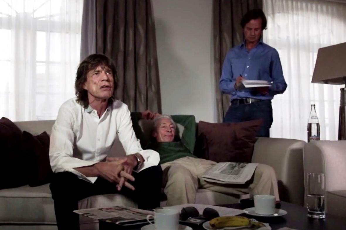 Mick Jagger zve na Monty Pythony